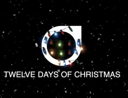 12 -Twelve Days Of Christmas